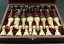 As mais belas peças de xadrez do Brasil !