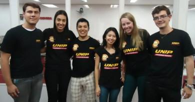 UNIP campea paulista universitaria 2013