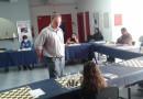 Workshop com o GM Milos