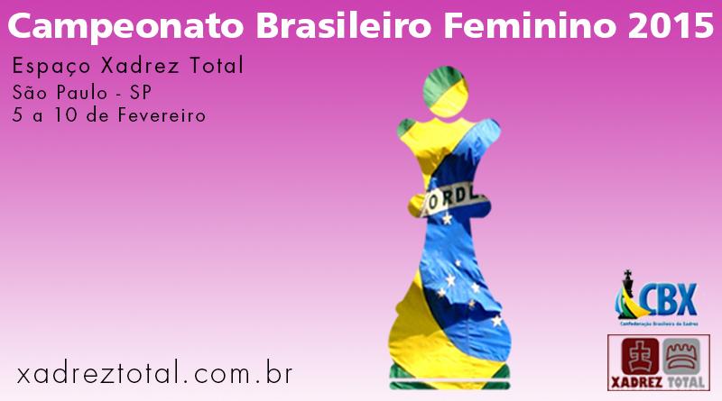 Campeonato Brasileiro Feminino 2015