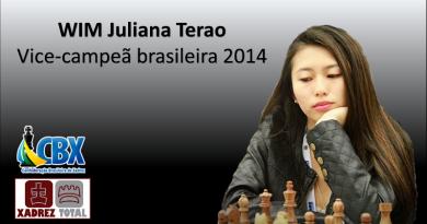 Entrevista com a WIM Juliana Terao – BRA Feminino 2015