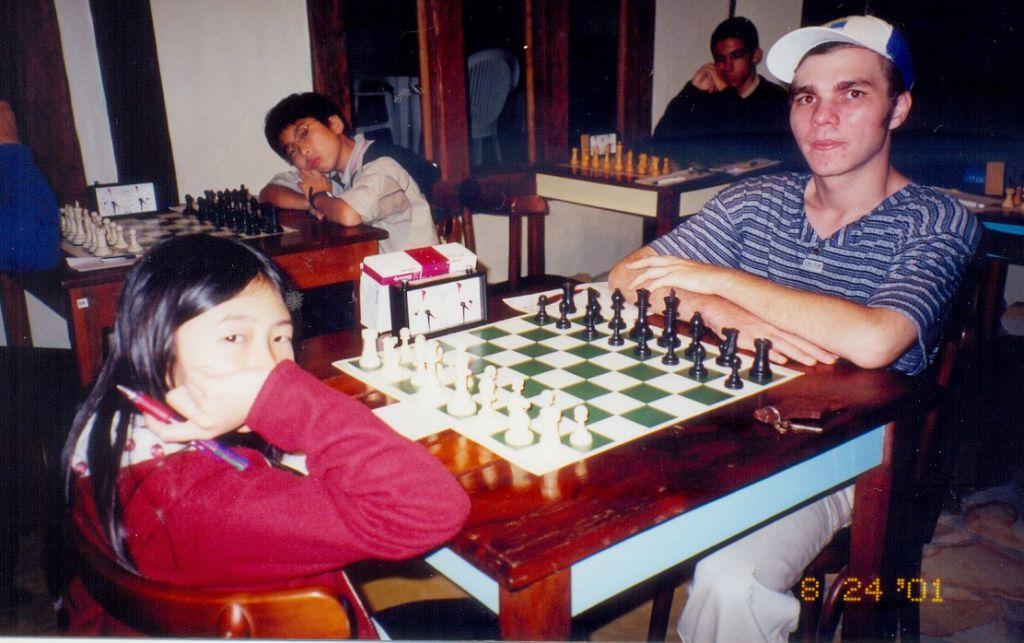 artida contra o MF Ricardo Benares em Maresias, 2001