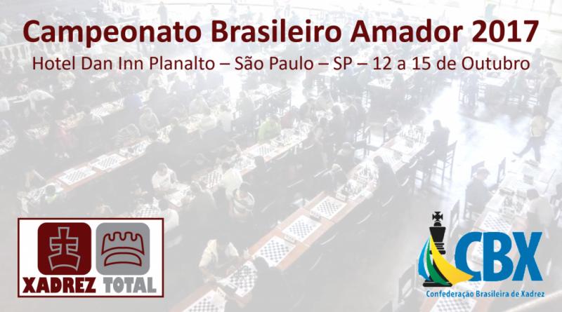 Brasileiro Amador 2017