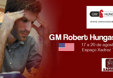 GM Hungaski no Espaço Xadrez Total !