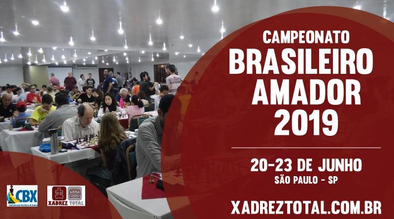 Campeonato Brasileiro Amador 2019