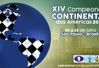 Campeonato CONTINENTAL das Américas 2019